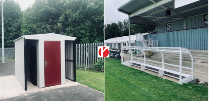 Mariners Park additions completed