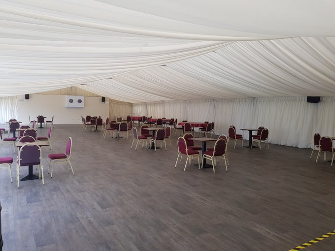 Positive feedback as Mariners Park reopens its doors