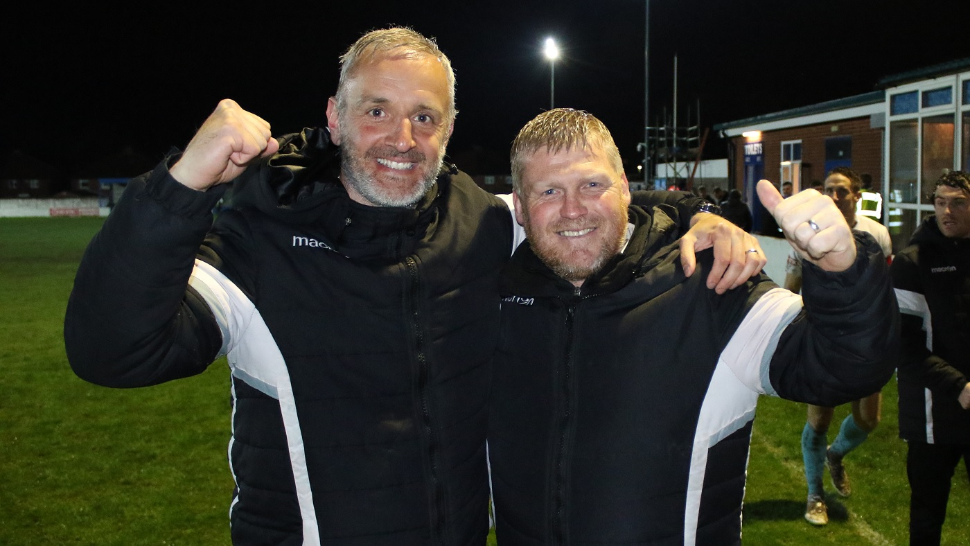 Management restructure at South Shields Football Club
