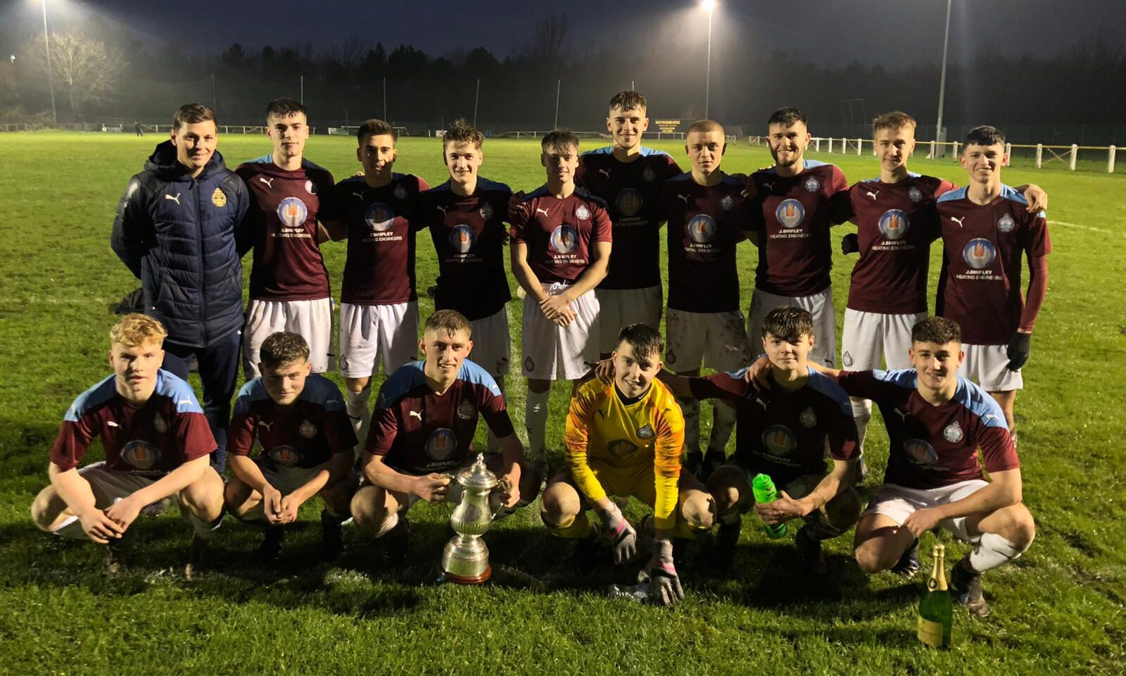 Mariners retain Sam Bartram Cup with entertaining win