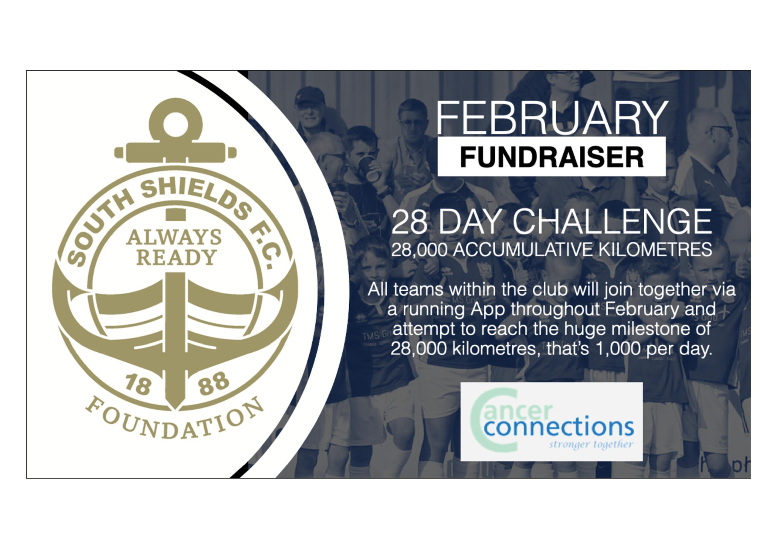 Fantastic response to Foundation's February Fundraiser