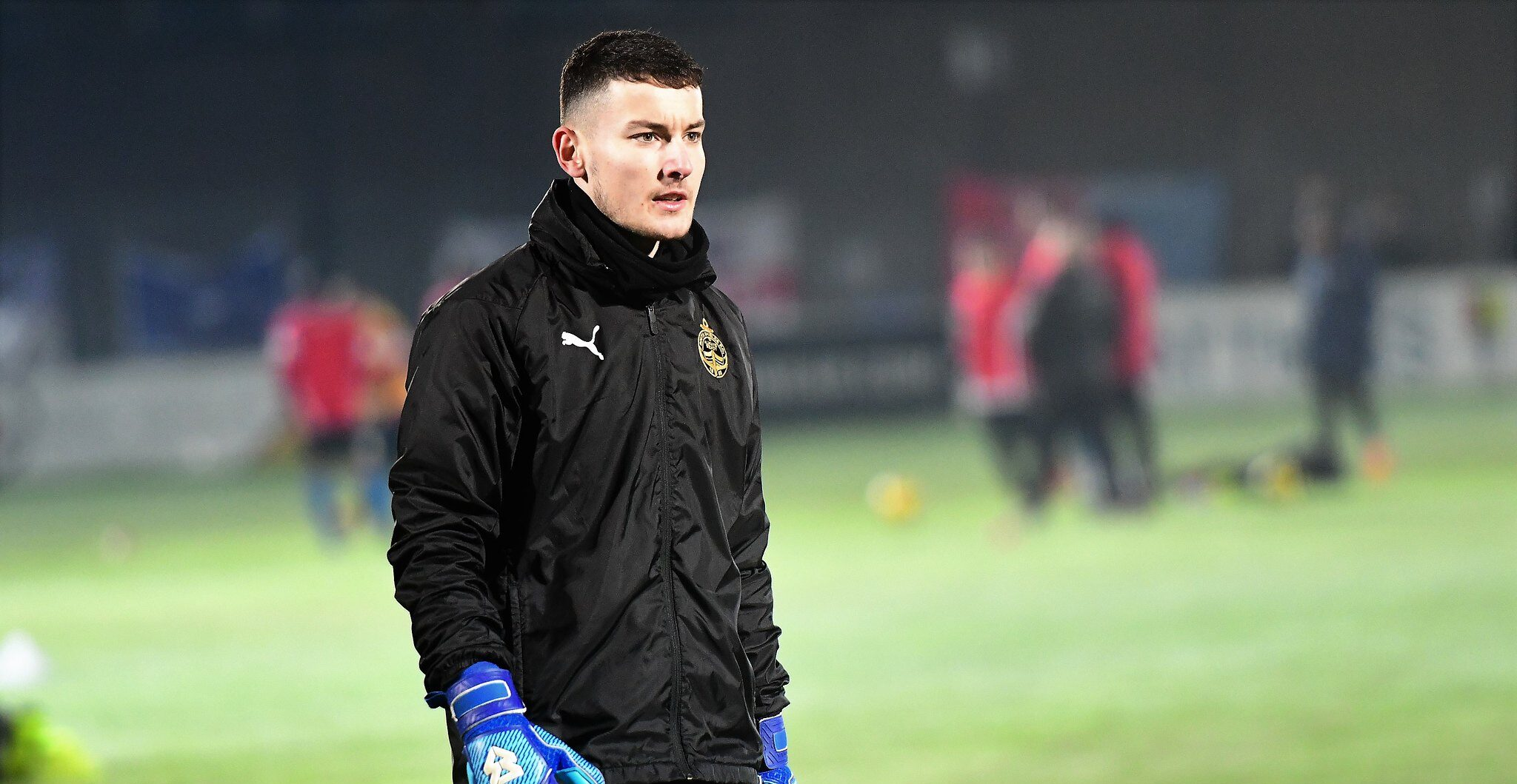 Ross Coombe departs