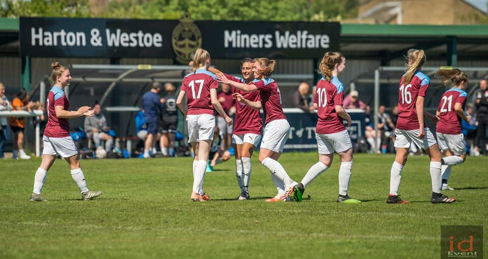 SSFC Ladies storm into County Cup final