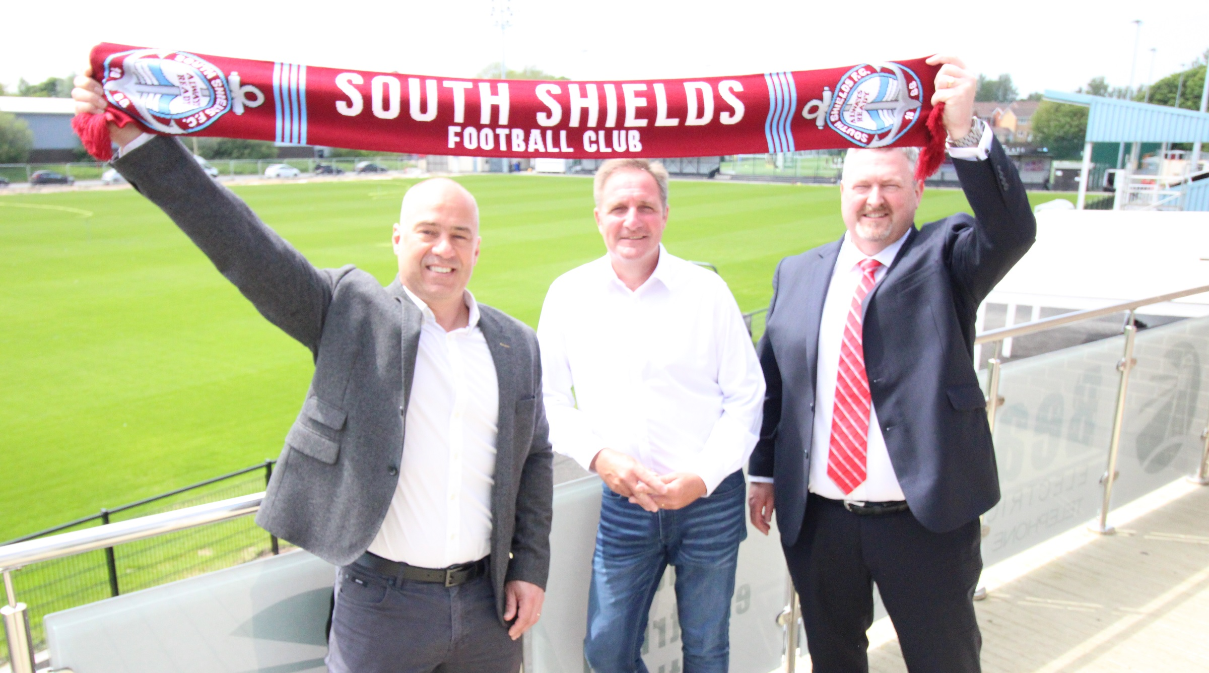 CFS becomes first-team shirt sponsor as exciting partnership announced