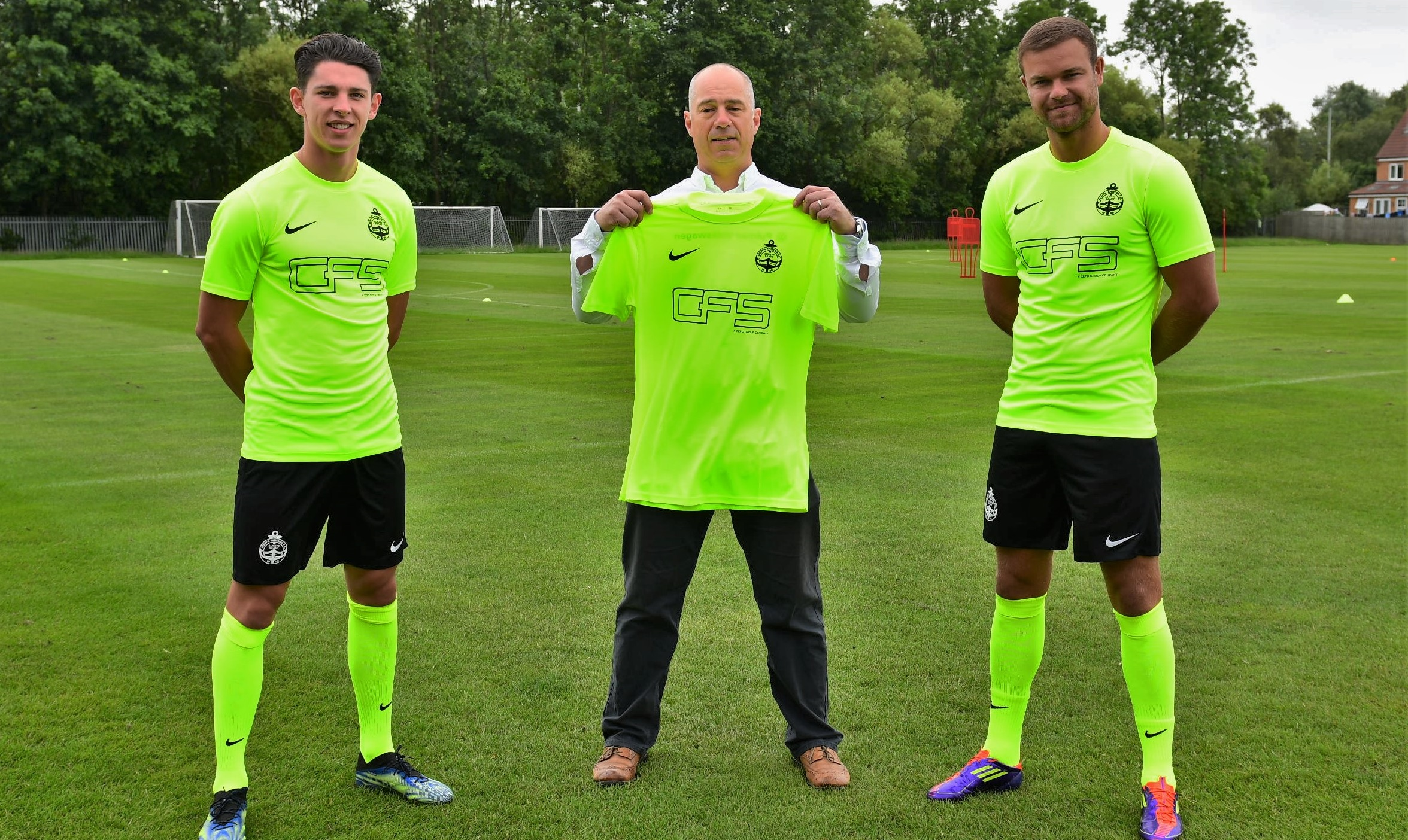 Introducing the South Shields FC 2021-22 away kit
