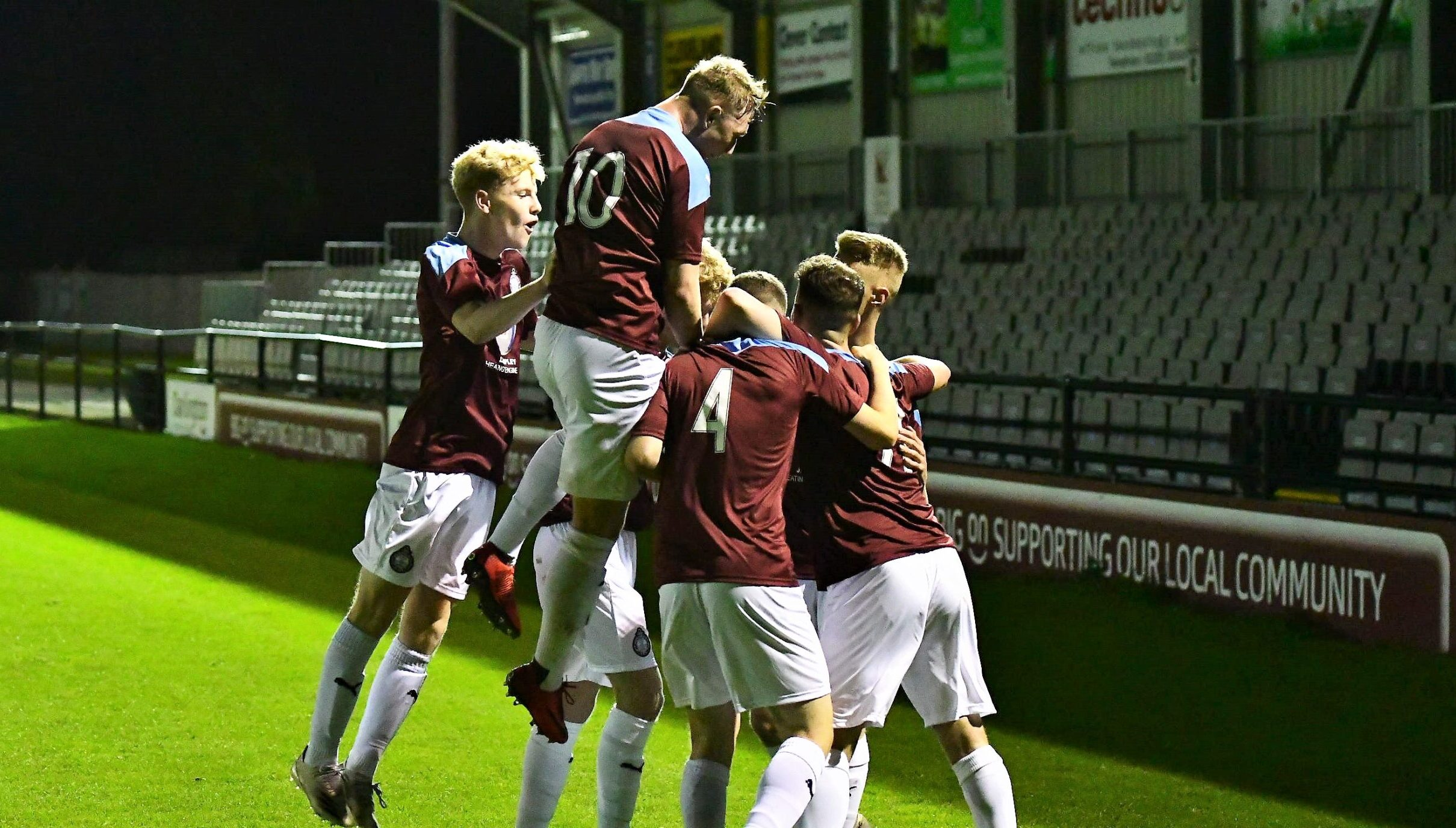 Mariners learn opponents in FA Youth Cup