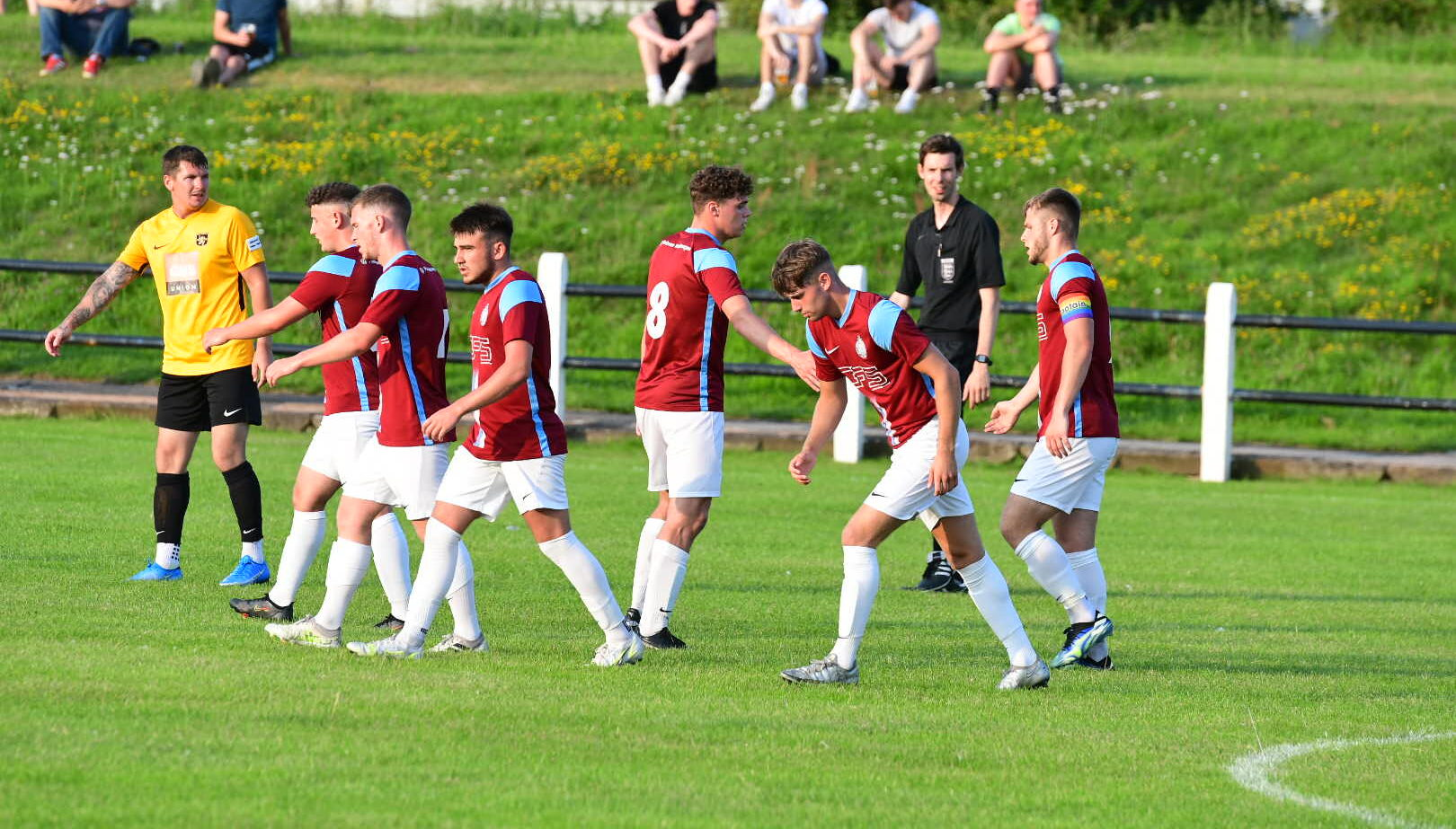 Match report: Crook Town 1-2 South Shields