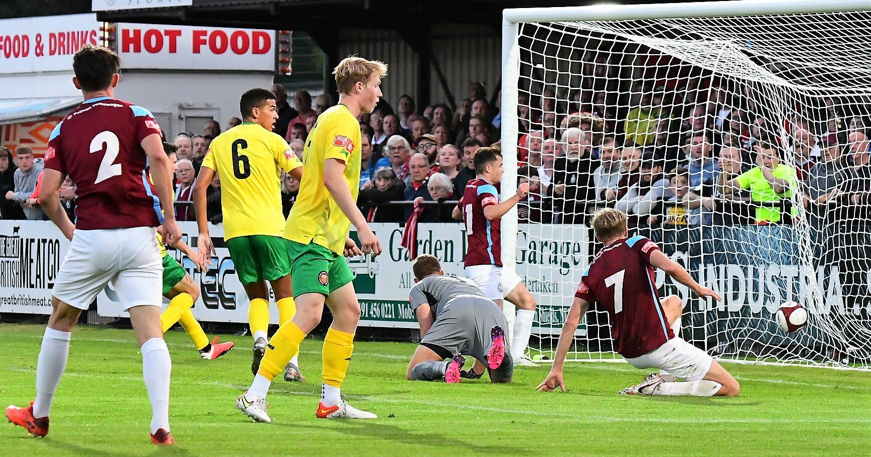 Match Preview: South Shields vs Grantham Town, The Pitching In Northern Premier League