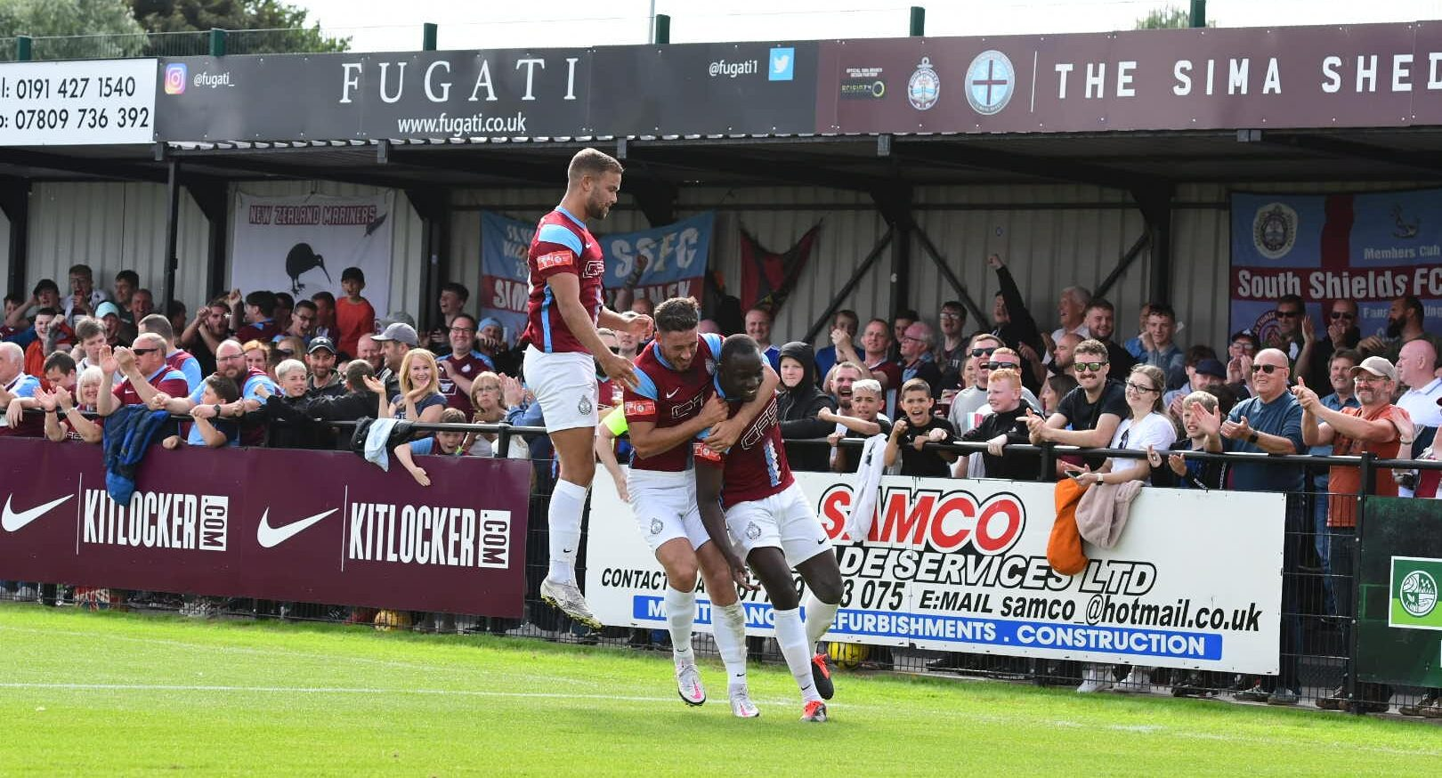 Match report: South Shields 3-0 Mickleover
