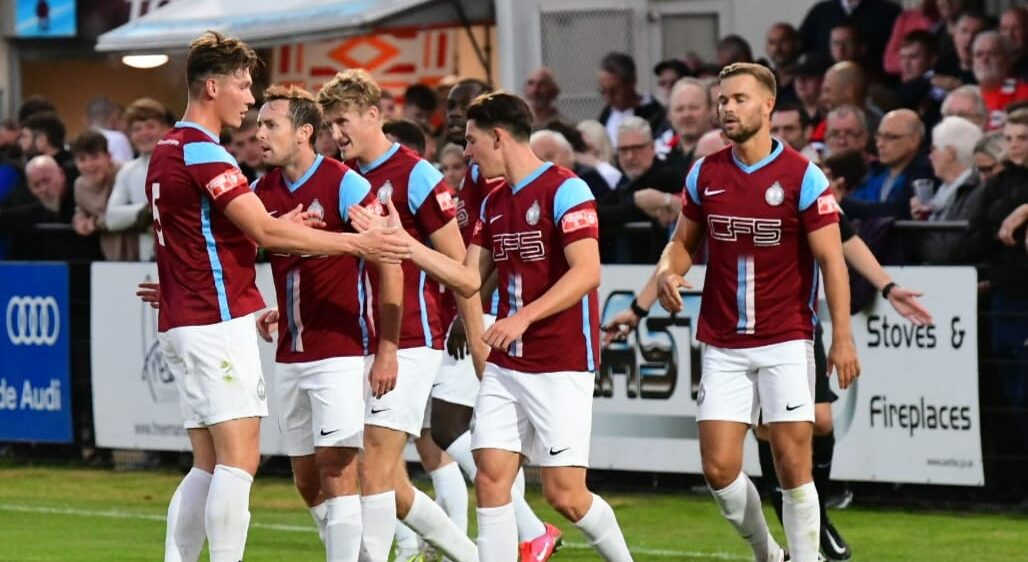Match report: South Shields 1-1 FC United of Manchester