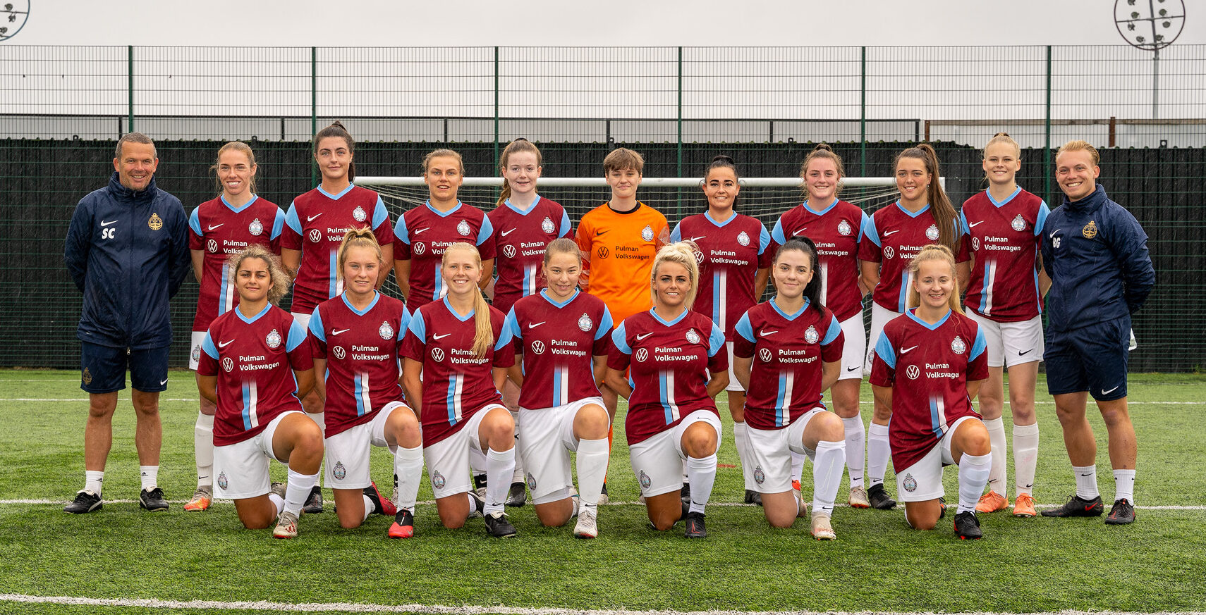 Emphatic win for SSFC Ladies at Barnsley