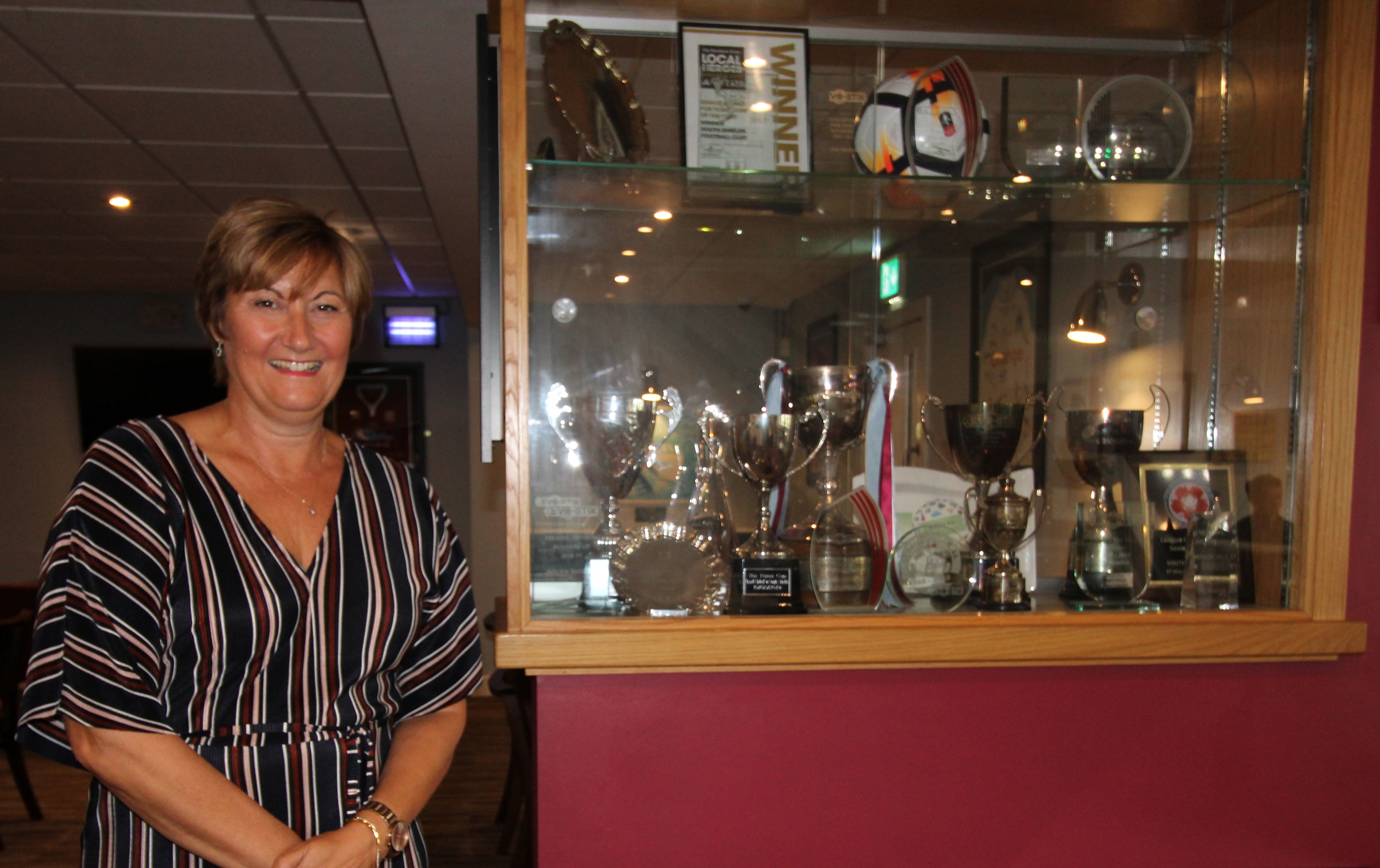 Club appoints Joanne Howe as Non-Executive Director