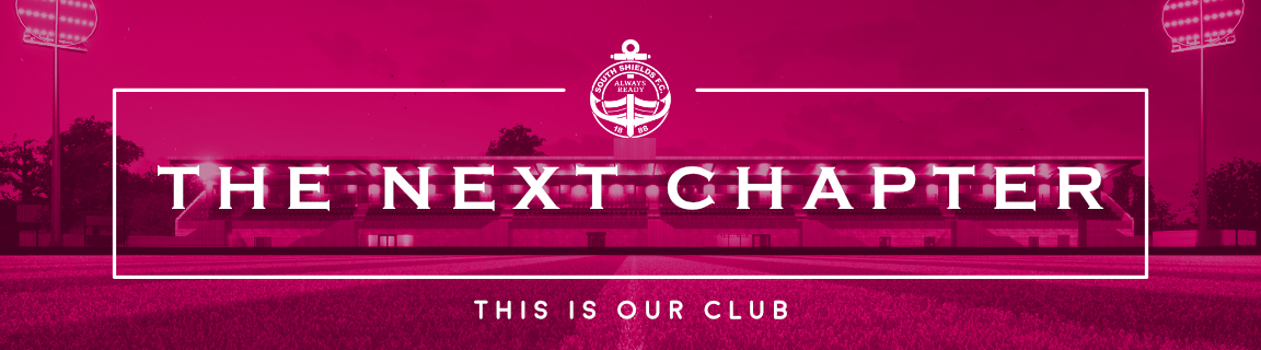 South Shields FC to launch second Seedrs campaign as community ownership journey continues