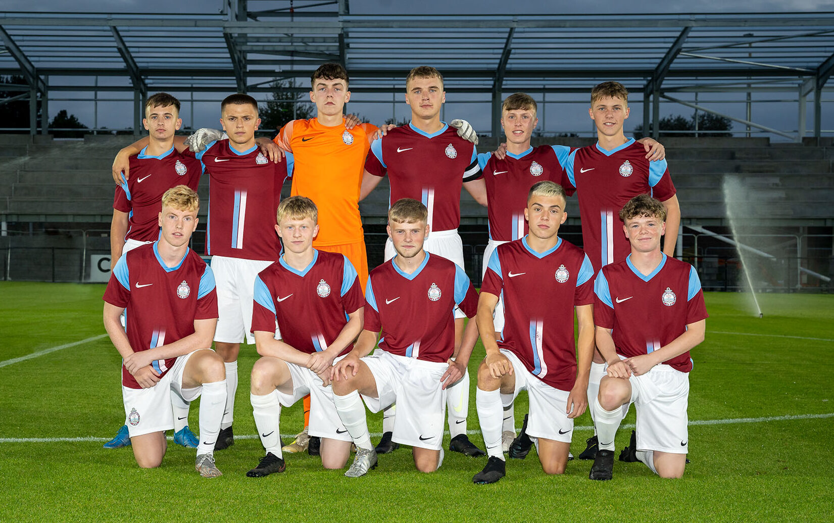Date set for Stockton tie in FA Youth Cup