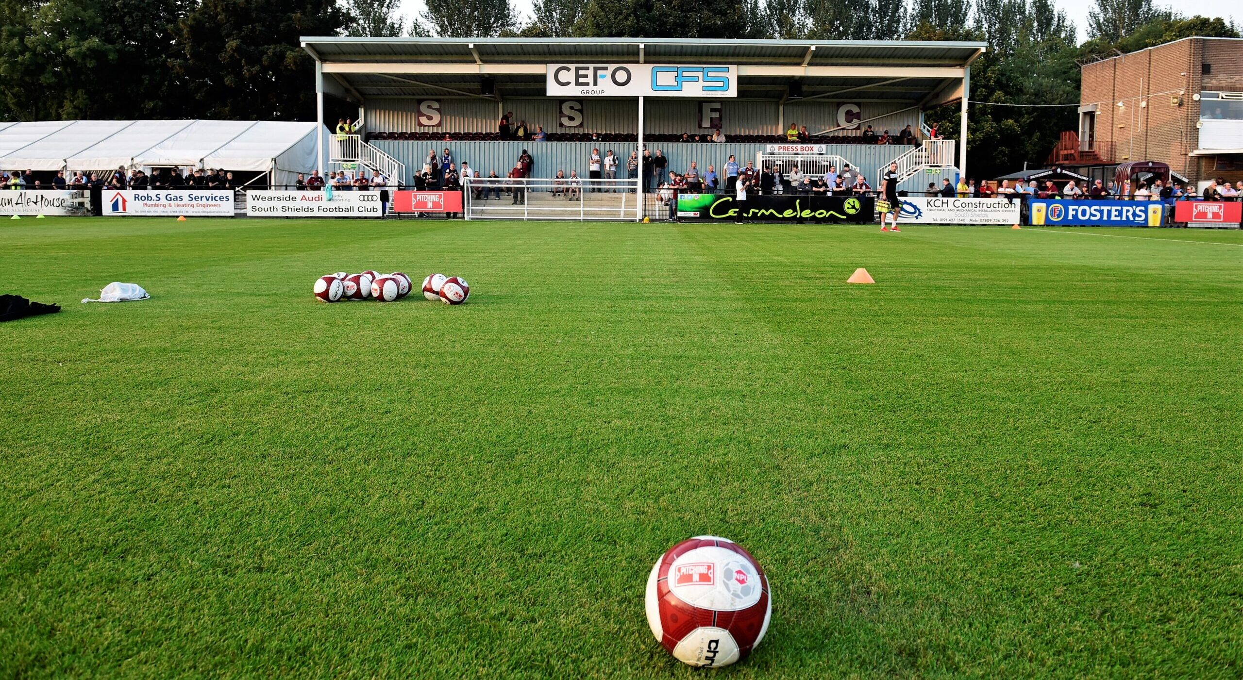 Under-18s ready for FA Youth Cup opener