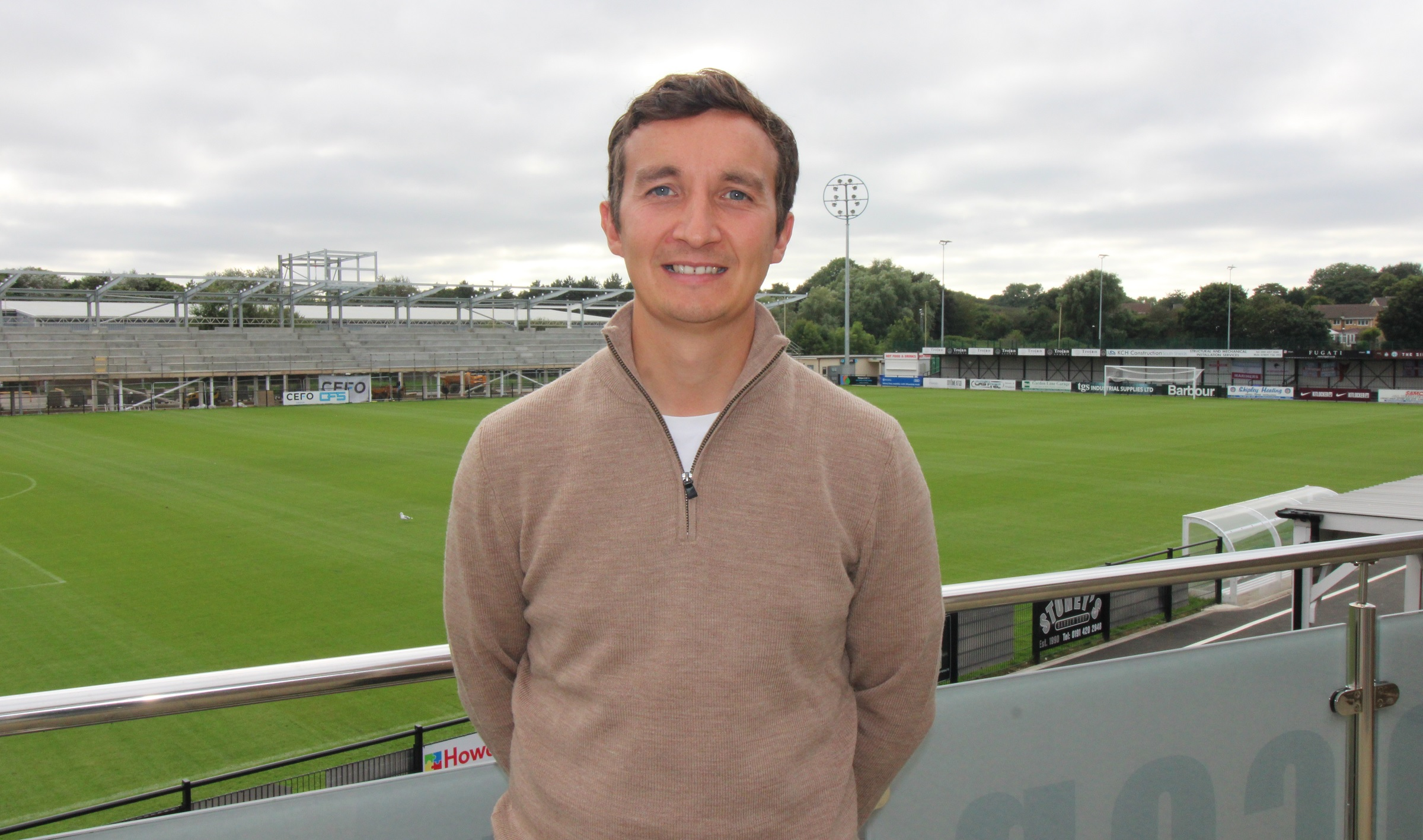 Jamie Williams appointed Director of Business Development and Partnerships