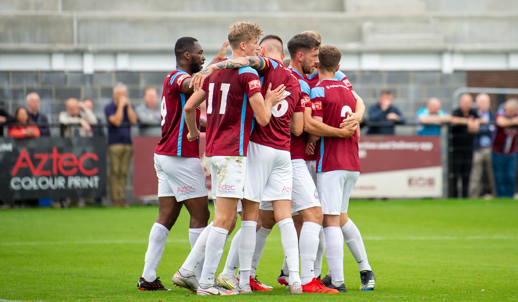 Match Preview: South Shields vs Lancaster City, The Pitching In Northern Premier League