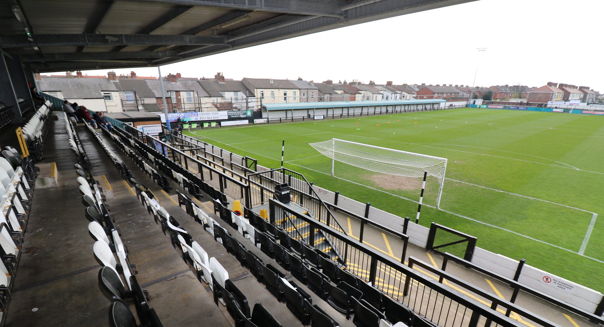 Shields to face Marine in FA Trophy