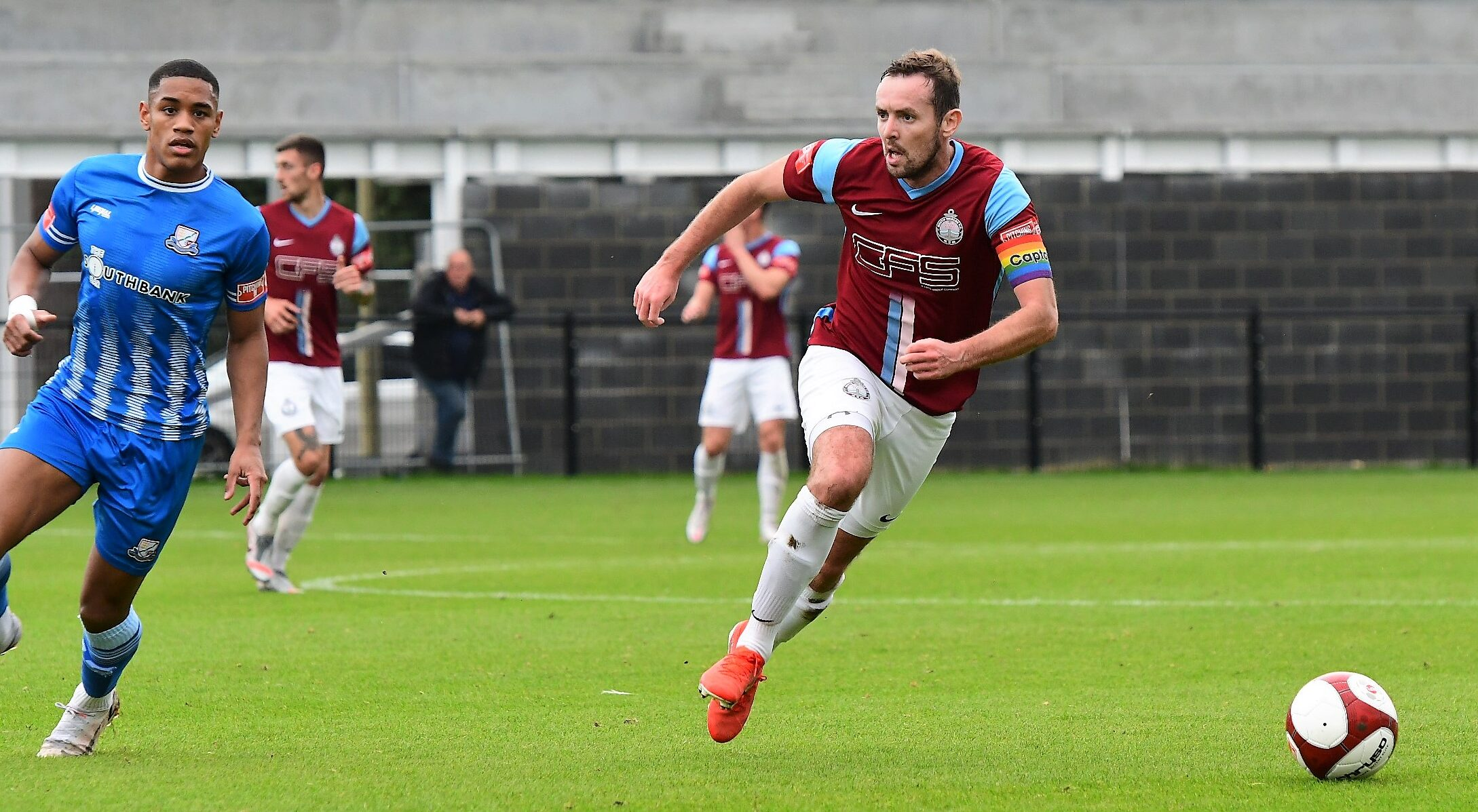 Match Preview: South Shields vs Morpeth Town, The Pitching In Northern Premier League