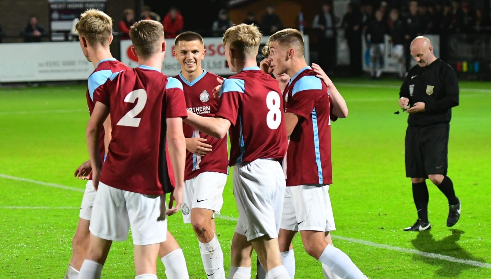 Mariners Under-18s into FA Youth Cup first round with dramatic penalty shootout win over York
